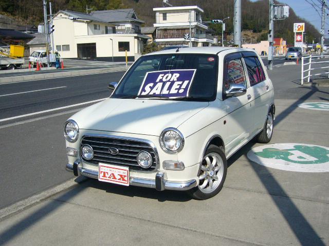 Daihatsu Mira Gino